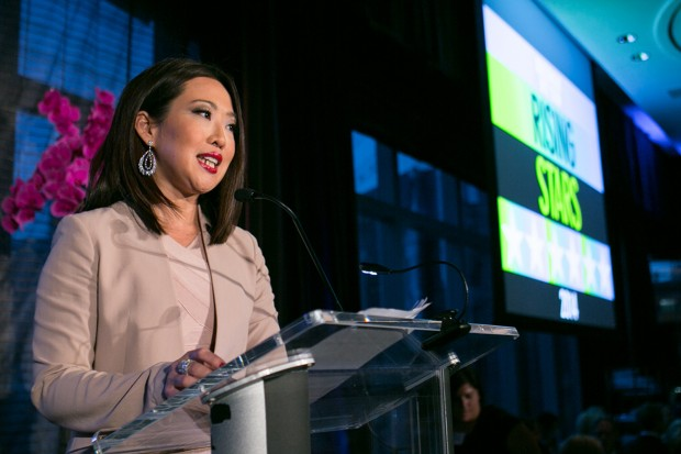 "Master of Ceremonies Melissa Lee Host, ""Fast Money"" & ""Options Action,"" CNBC"